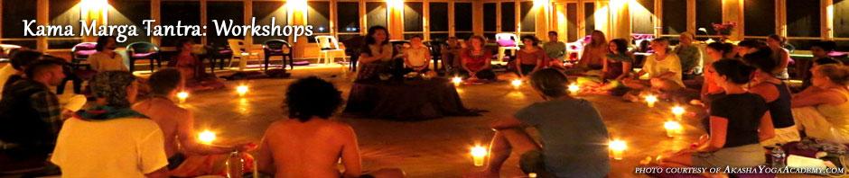Kama marga Tantra Workshop Page